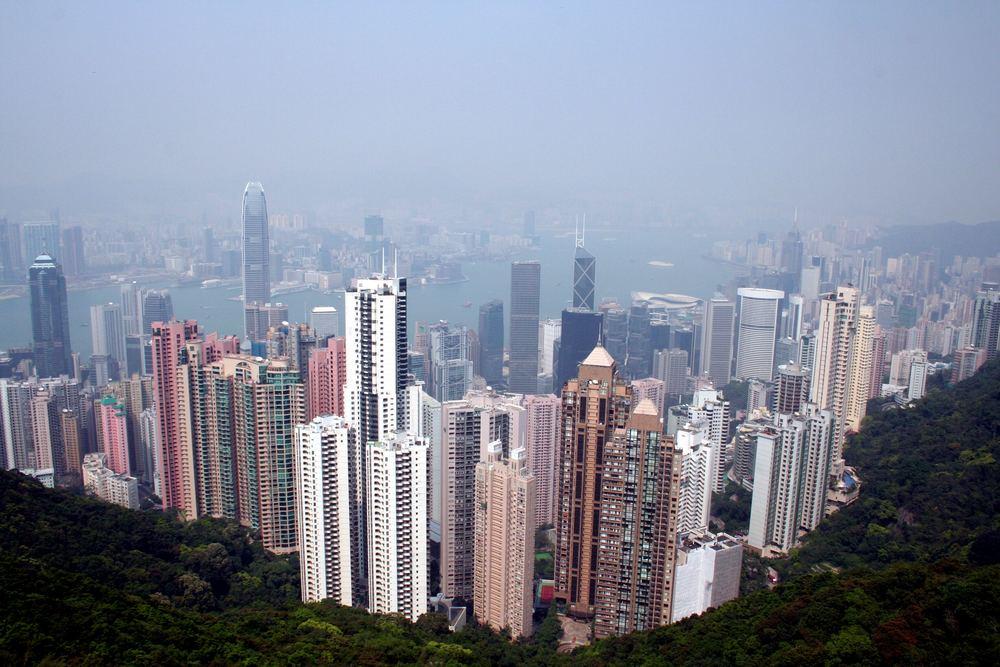 HK und Kowloon