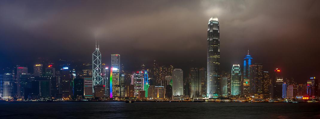 [HK19] Skyline @ Night