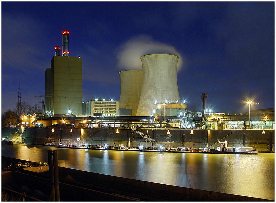 HKM Kraftwerk - Duisburg Huckingen