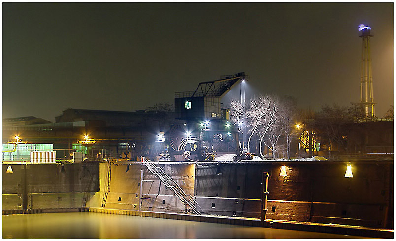 HKM Schiffsentladung - Duisburg Huckingen