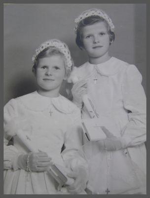 Hl. Kommunion 1961