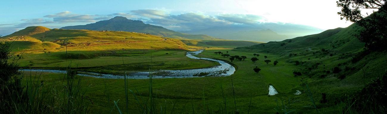 Hlalanathi - Tugela River