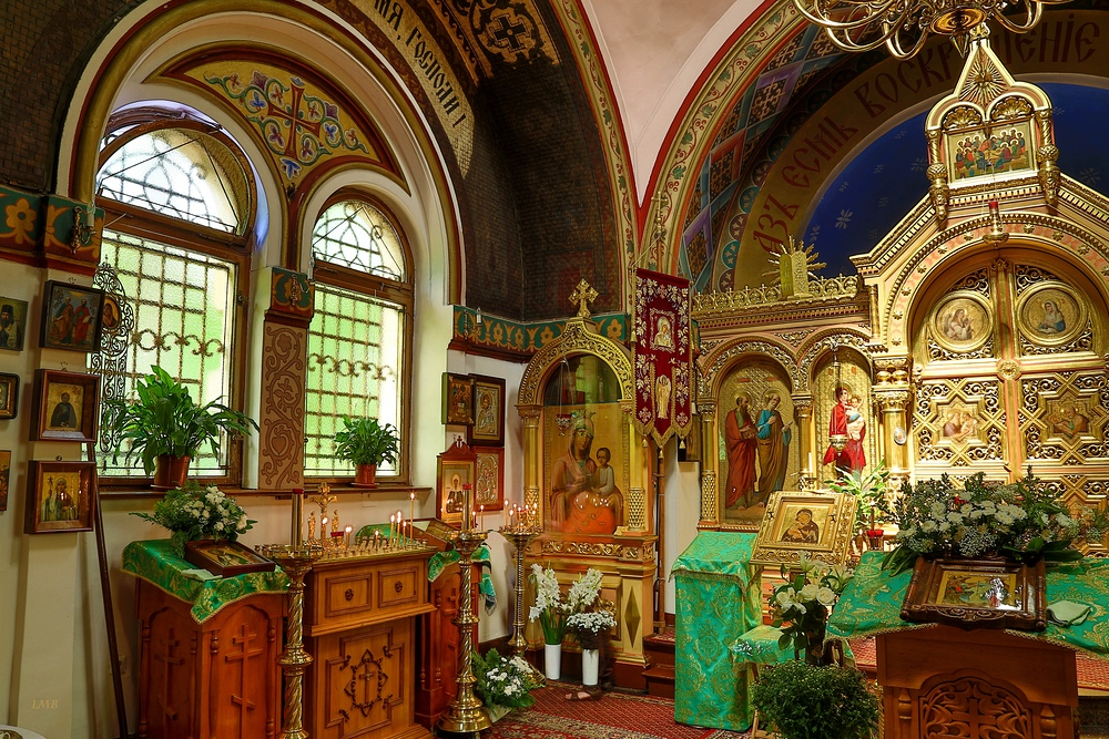 Hll. Konstantin und Helena Kirche # 3