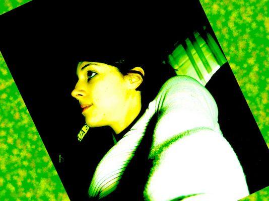 .. ´¯`* hm einfach so.. grasgrün is ne tolle Farbe :) *´¯` ..