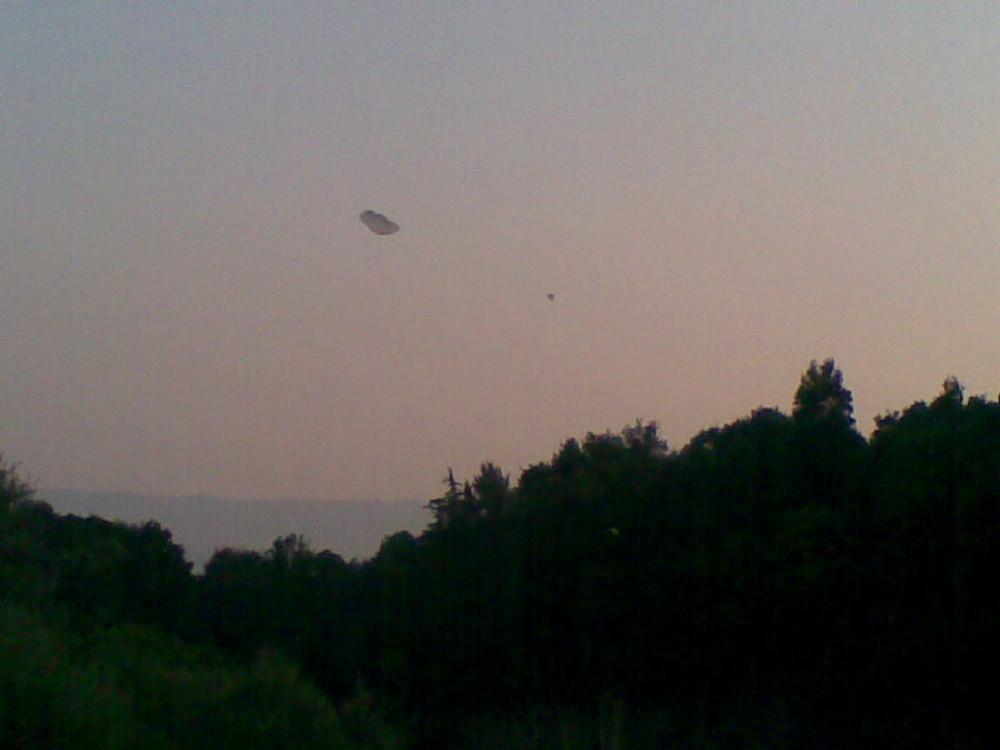 ho un parachutiste :)