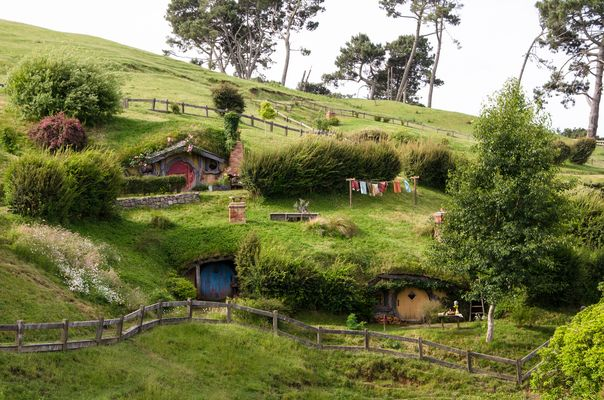Hobbiton - Middle Earth