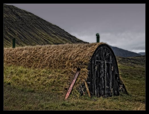 Hobbits Behausung