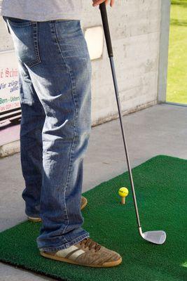 Hobby-Golfer