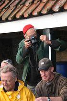 Hobbyfotograf beim Strontrace