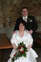 Hoch lebe das Brautpaar
