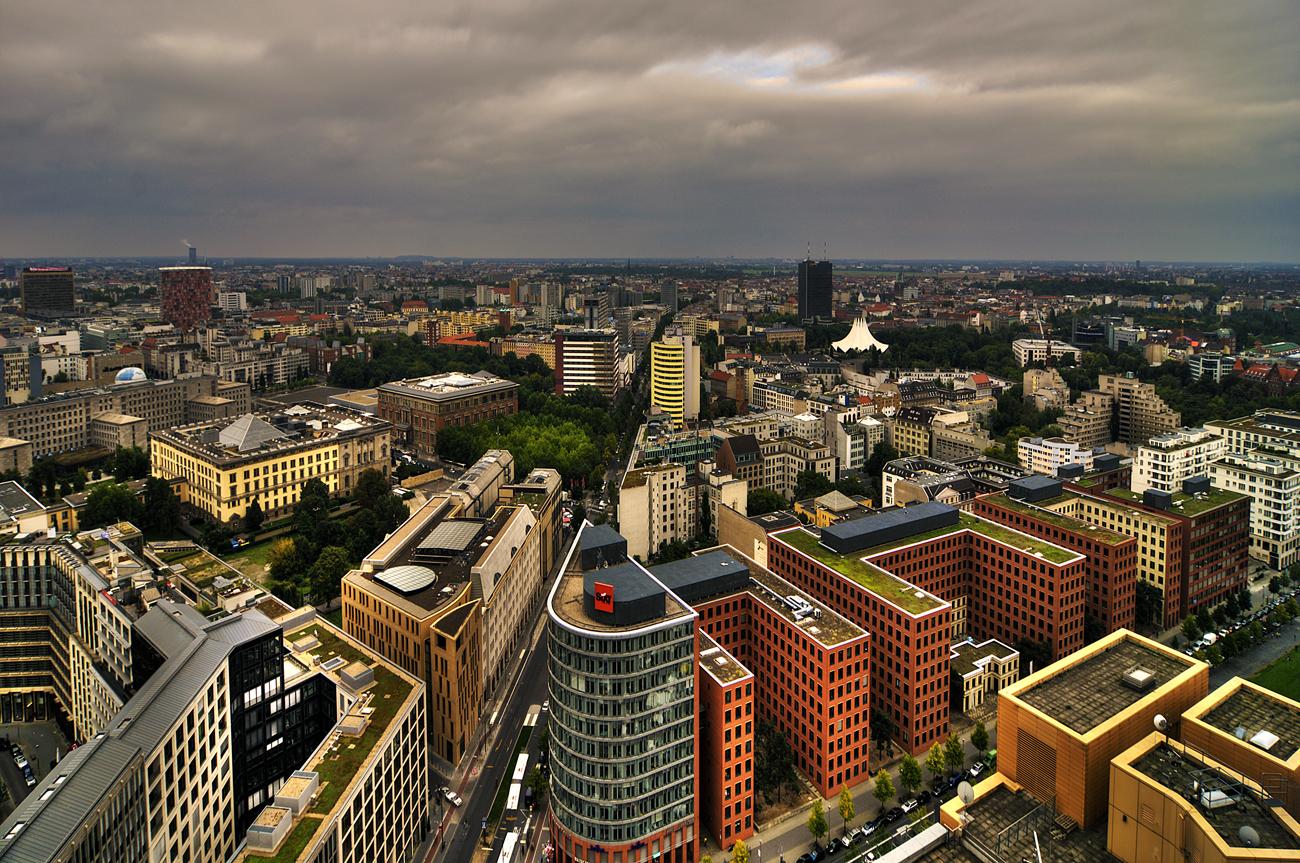 *** Hoch über Berlin ***