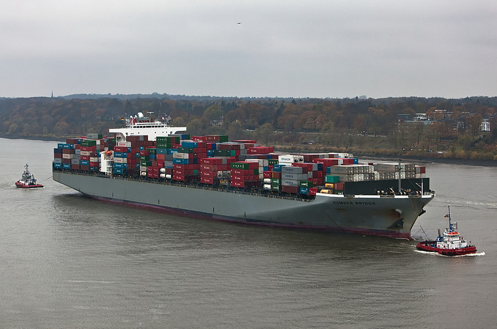 Hoch über der Elbe reload.