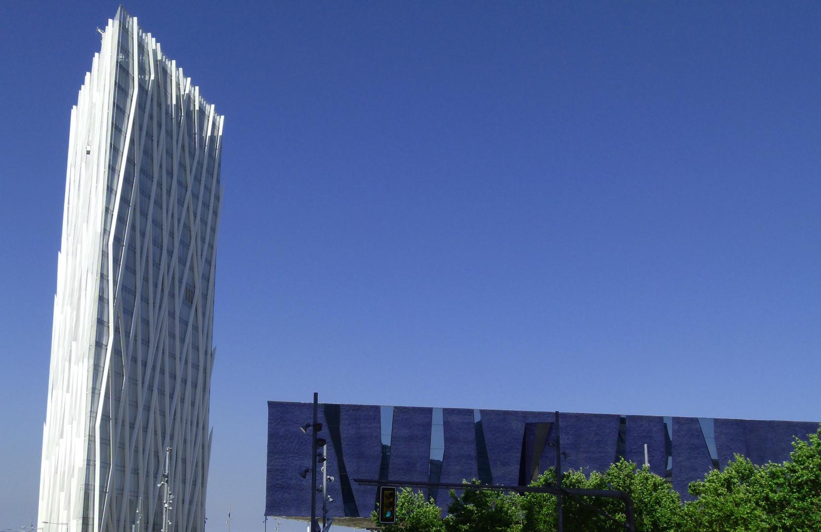 Hoch- und Querhaus in Barcelona :-)