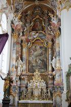 Hochaltar des Klosters Roggenburg
