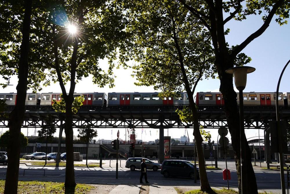 Hochbahn Hamburg