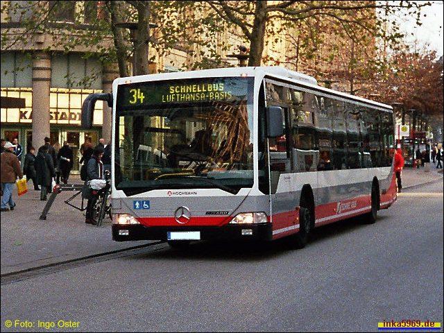 Hochbahn Schnellbus