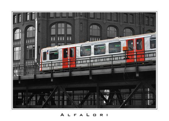 Hochbahn / U-Bahn Hamburg
