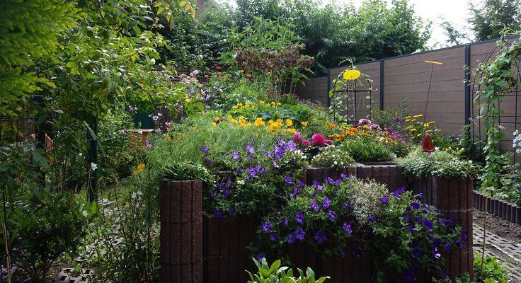 Gartengestaltung fotos bilder auf fotocommunity - Gartengestaltung hochbeet ...