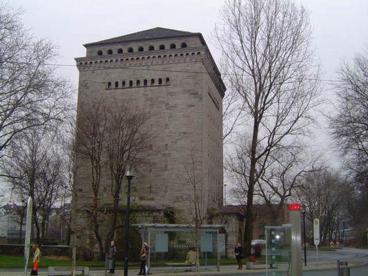 Hochbunker am HBF Wanne-Eickel