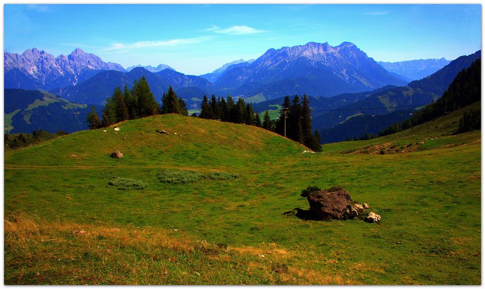Hochfilzen - Österreich