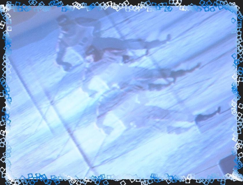 Hochgeschwindigkeits - Slalom im Wohnzimmer