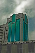 Hochhaus in Penang (Georgetown), West-Malaysia