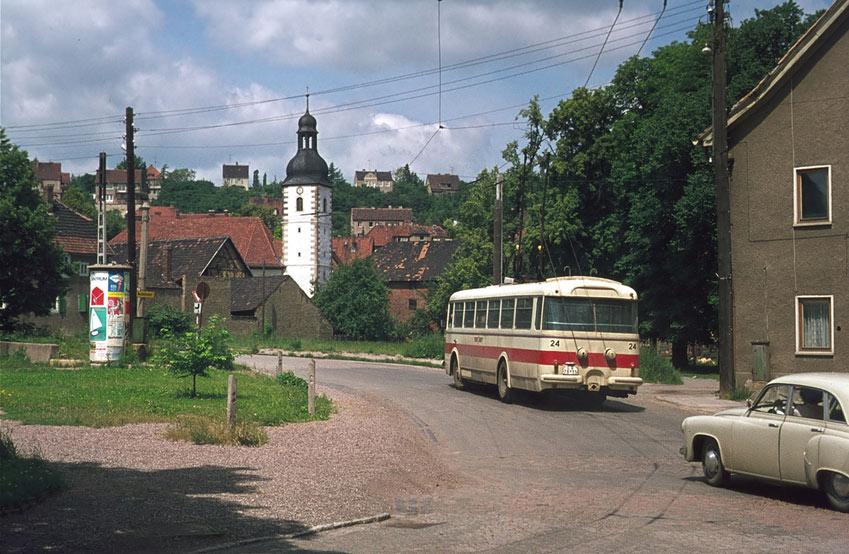 Hochheim, Kirche
