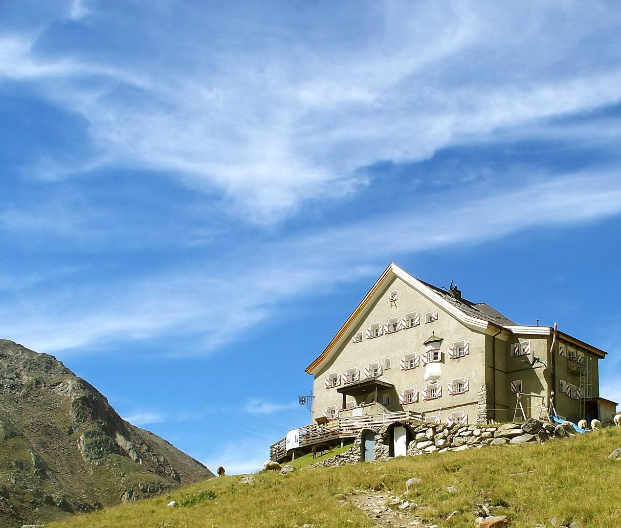 Hochjoch-Hospiz-Hütte