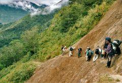 Hochland Trekking in West Papua