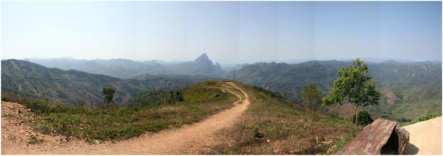 Hochland von Laos