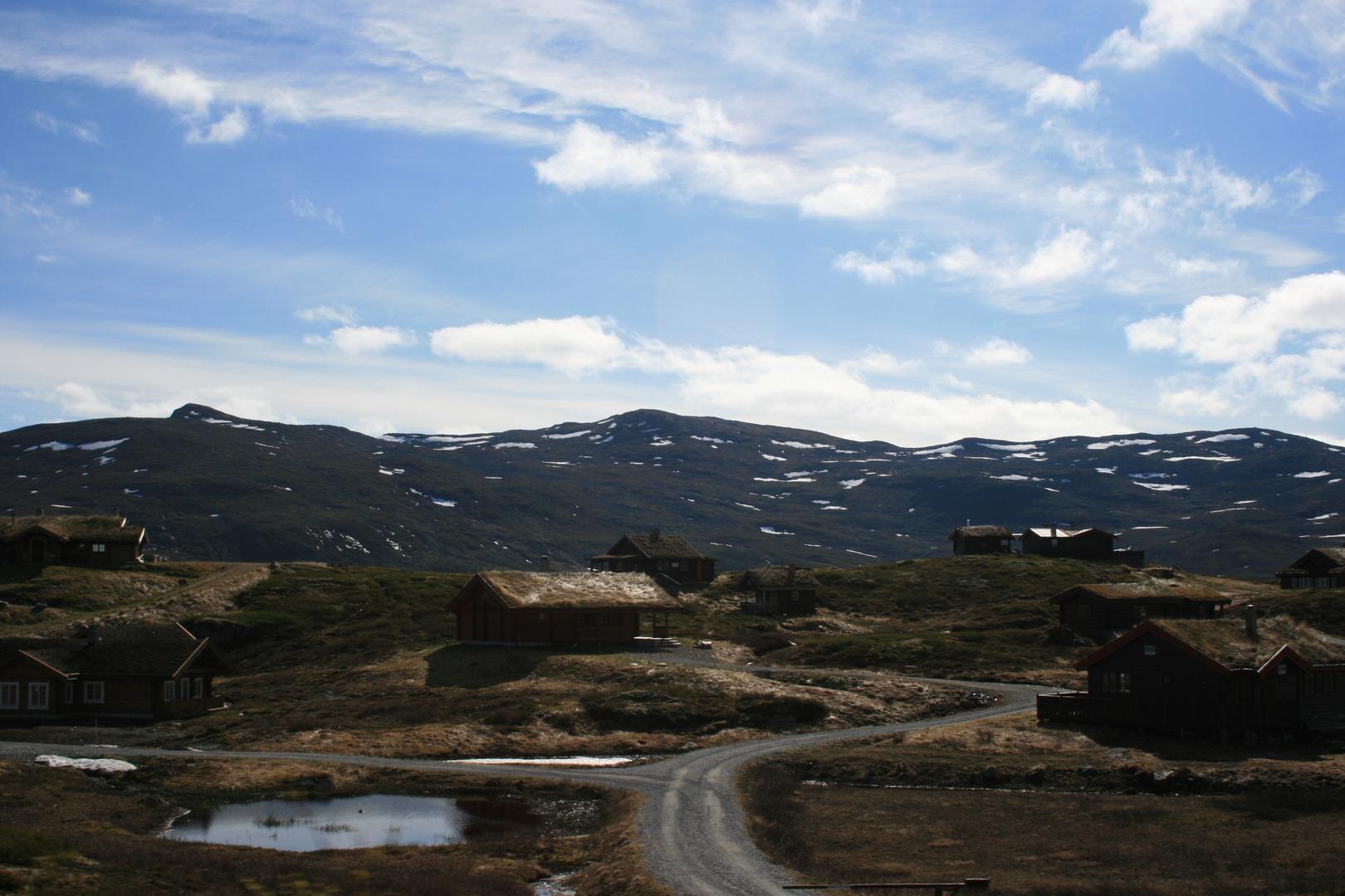 Hochland von Norwegen