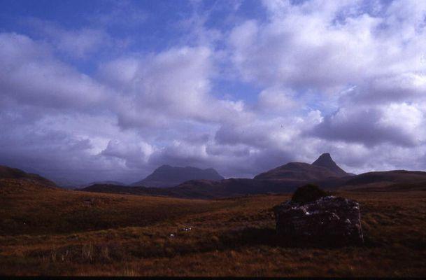 Hochland von Schottland