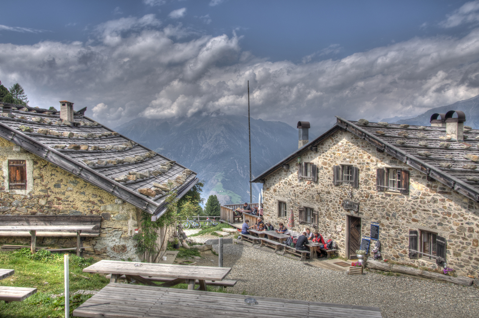 Hochmuth / Süd Tirol