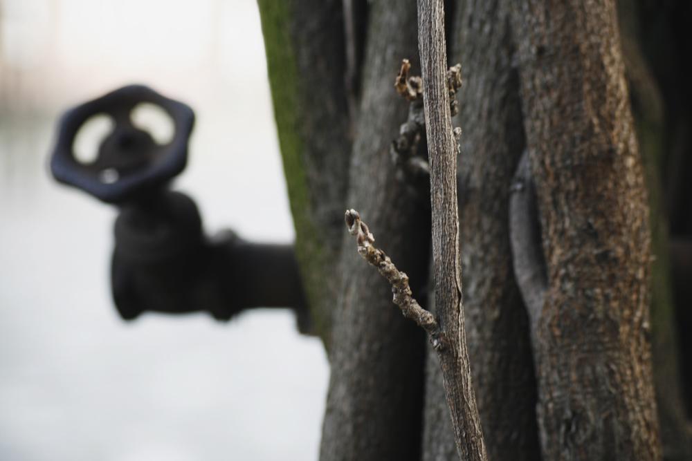 Hochofen Duisburg Detail 1