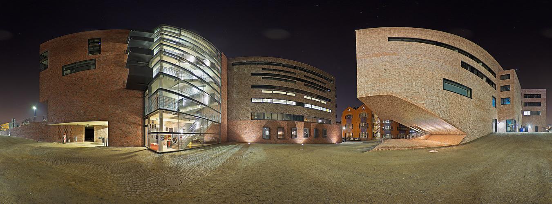 Hochschule Bremerhaven @ Night