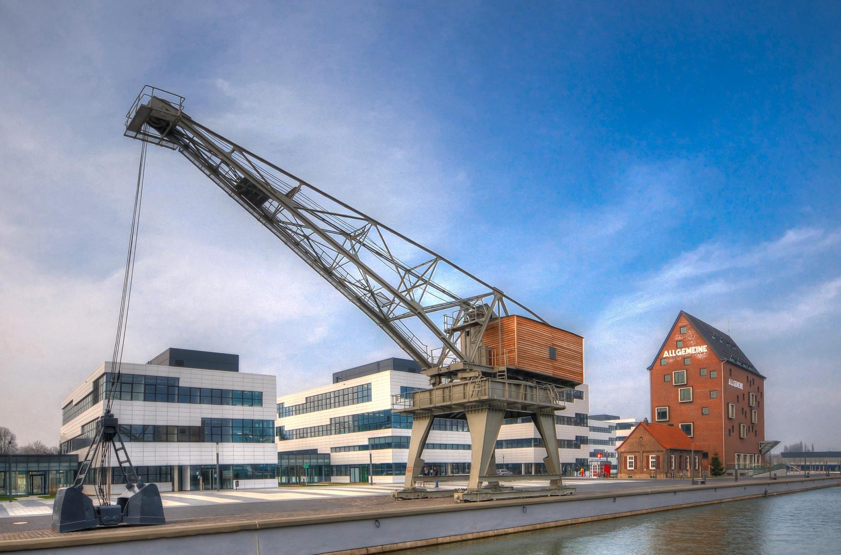 Hochschule Rhein-Waal Kleve I