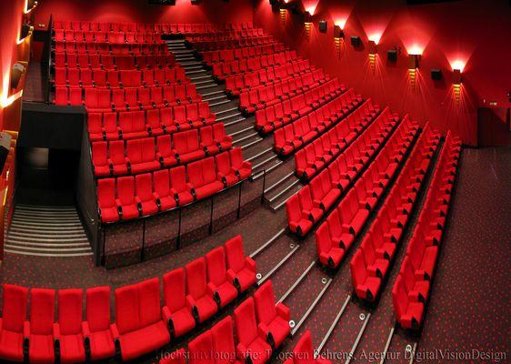 Hochstativfotografie im CineStar Wolfenbüttel - I