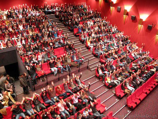 Hochstativfotografie im CineStar Wolfenbüttel - III