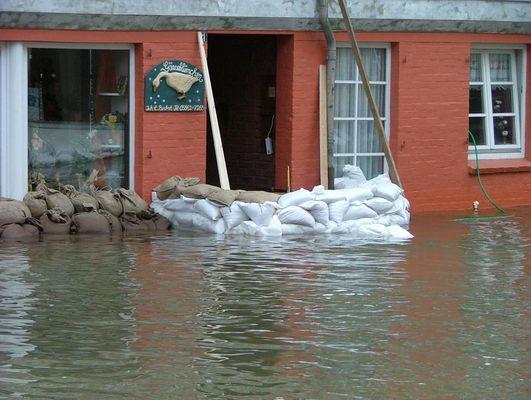 Hochwasser ´06 Hitzacker I