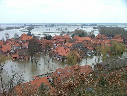 Hochwasser `06 Hitzacker II