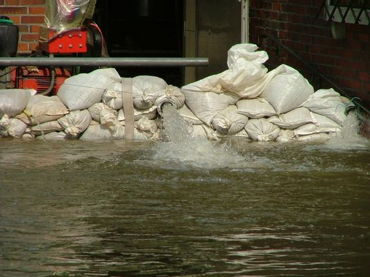 Hochwasser ´06 Hitzacker IV