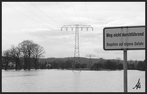 Hochwasser 2006 Radebeul