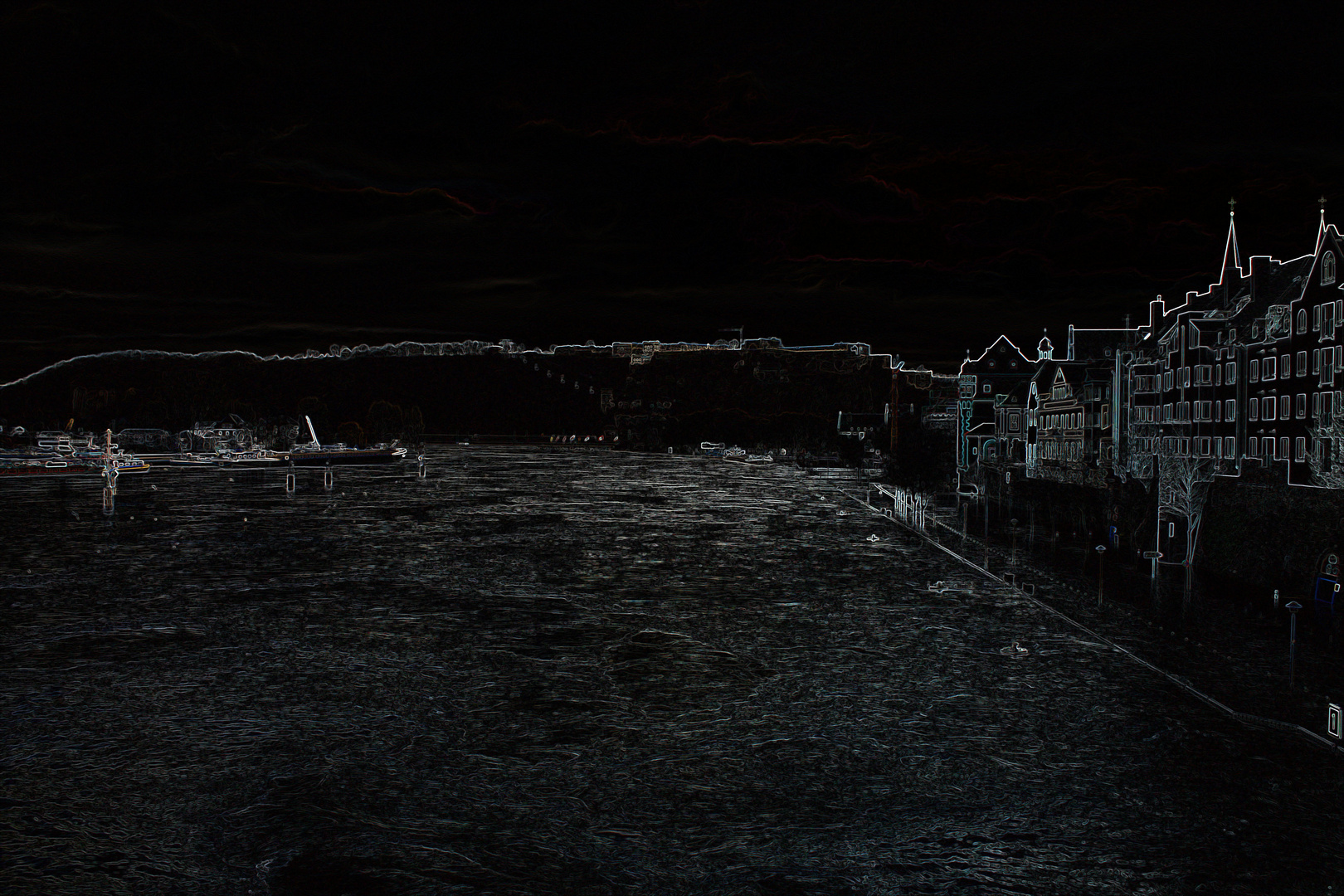 Hochwasser 2011 in Koblenz