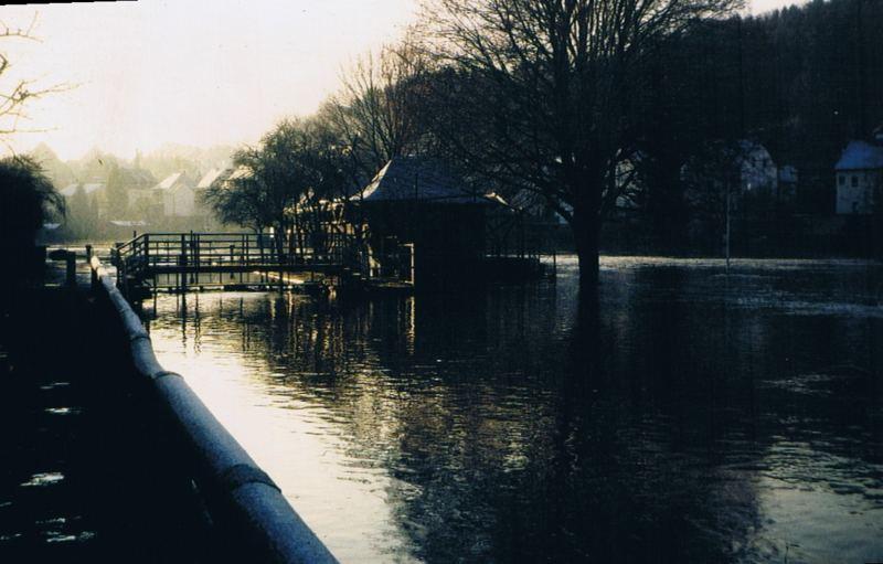 Hochwasser in Runkel (2)