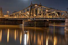 Hochwasserbrücke