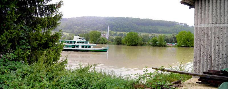 Hochwassersee in Zwingen
