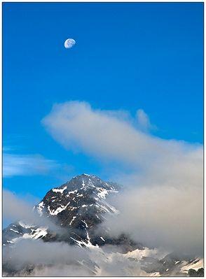 Hochwilde und Mond