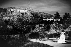 Hochzeit á la Hollywood