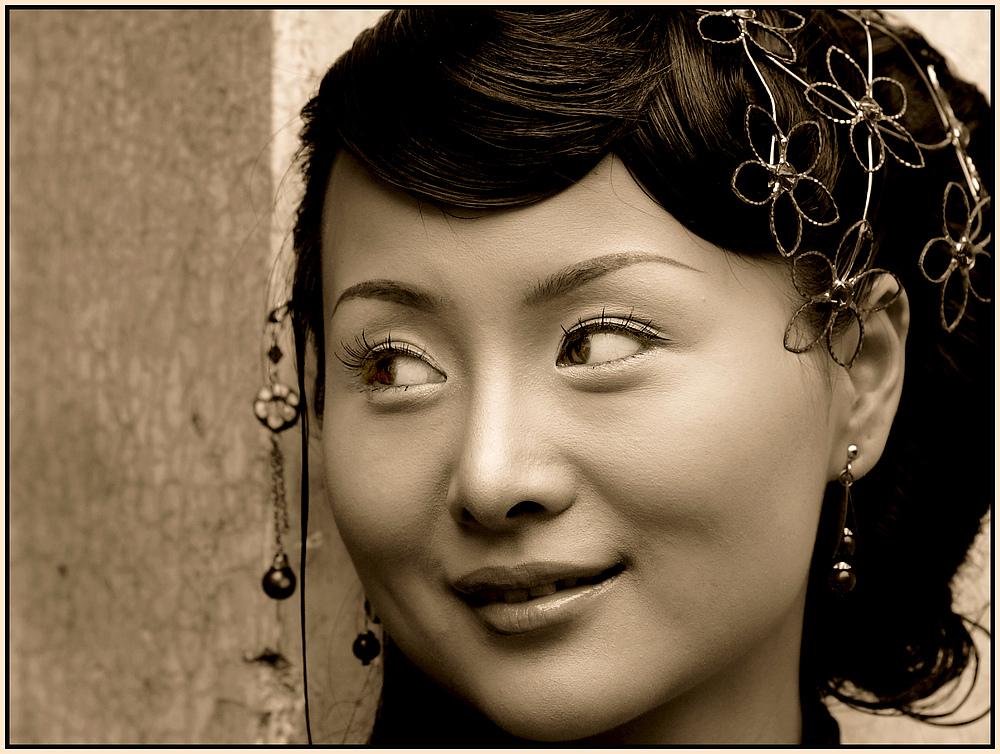 Hochzeit auf chinesisch