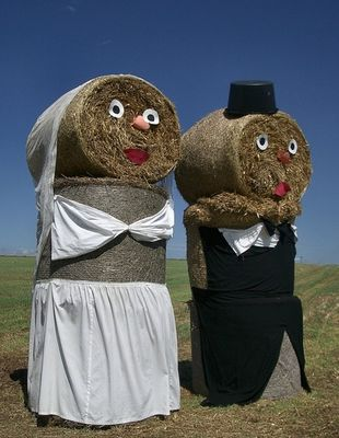 Hochzeit auf hessisch....
